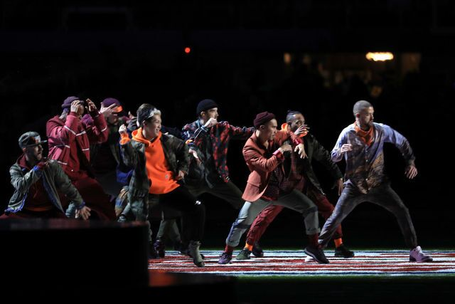 Justin Timberlake's Super Bowl 52 Halftime Show
