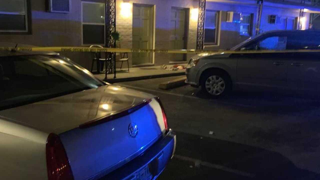 Murfreesboro Police investigating shooting near apartment complex