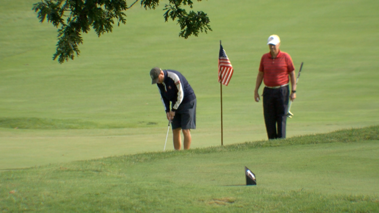 Golf outing raised money for veterans The Legends