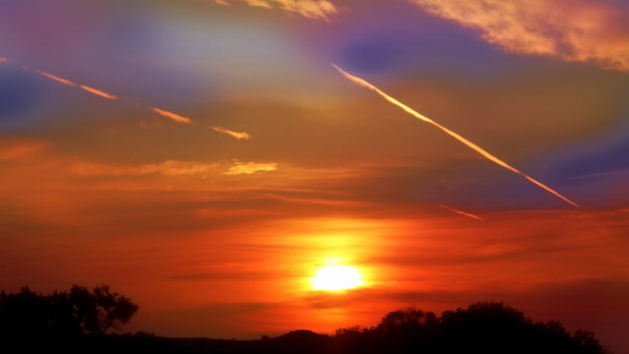 Carol Gebhart Florence CO sunrise