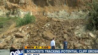 Scientists say more landslides imminent in San Diego