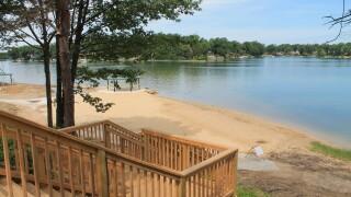 Willard Beach - Courtesy Battle Creek Rec Dept.