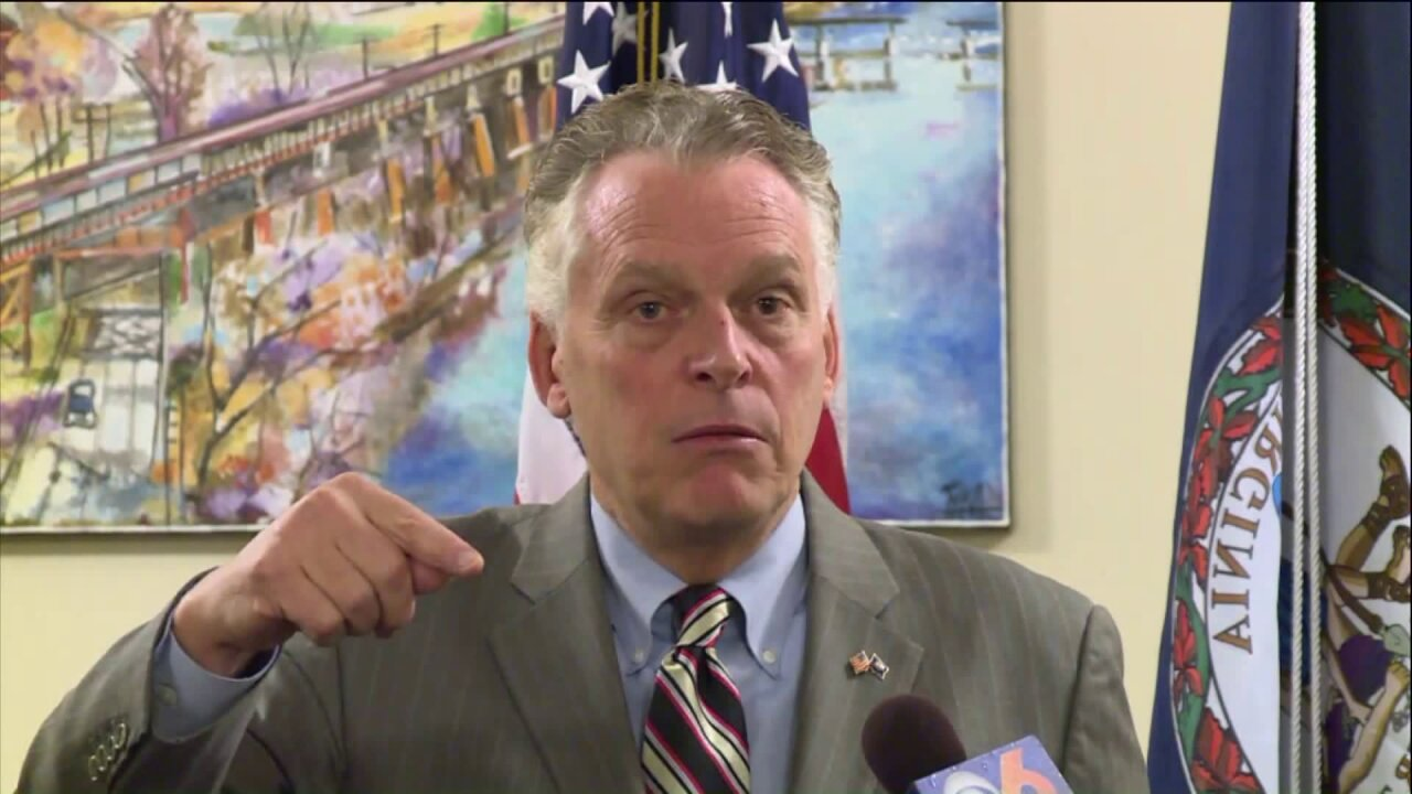 McAuliffe calls for changes: 'As a taxpayer you ought toknow'