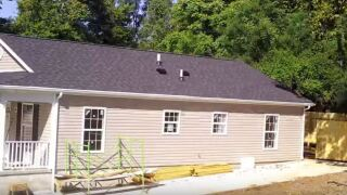 Habitat House for Mona Ashby Family, Lexington, Kentucky