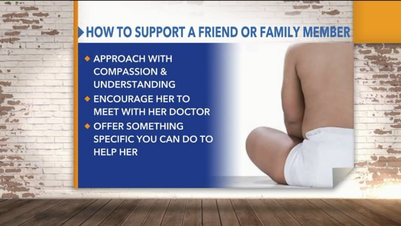 How to support a friend or family member with Postpartum depression