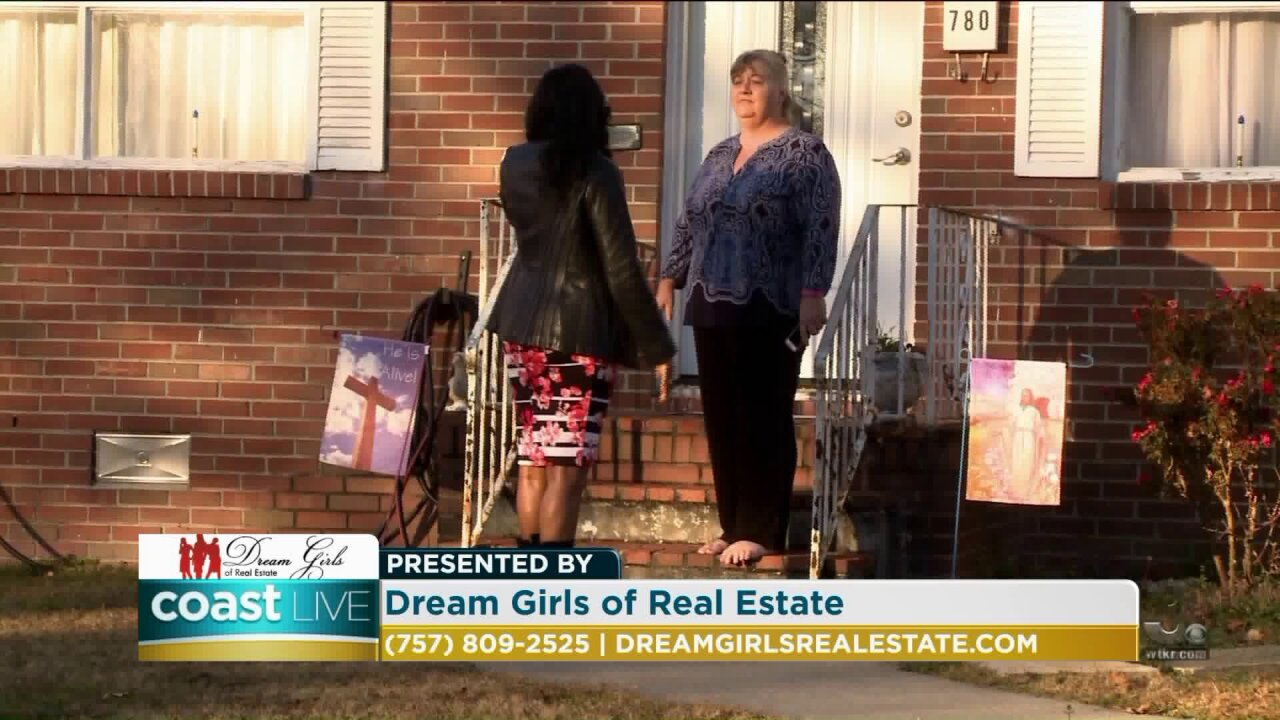 Advice for selling a home after a loss on Coast Live