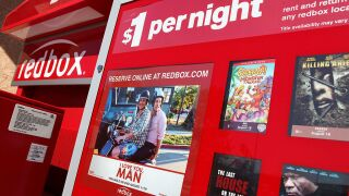 Redbox to stop selling video games