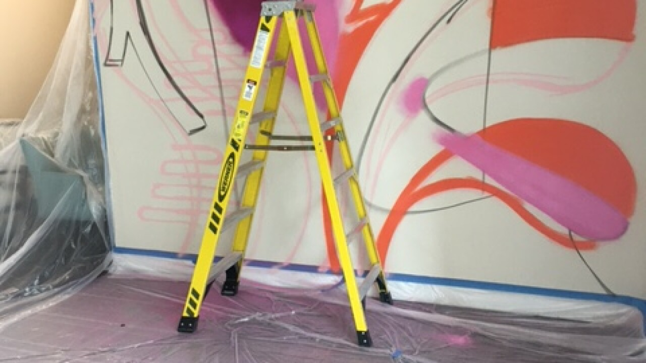 Some talented Wynwood artists from Palm Beach County have donated their time and talents to beautify a Boynton Beach assisted living and memory care community.