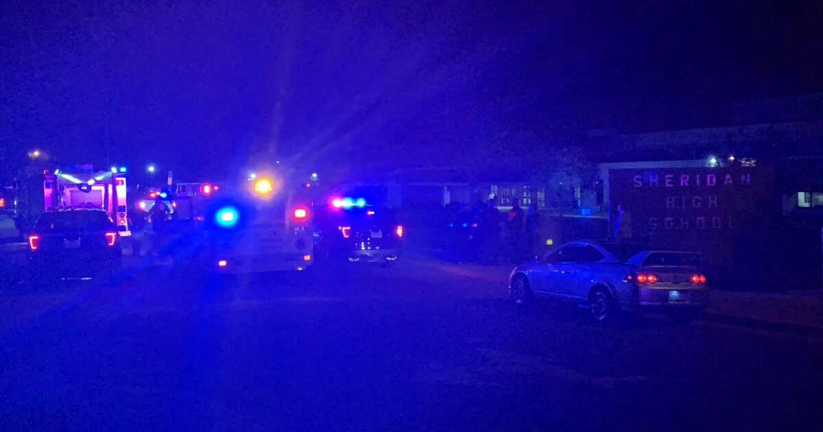 Suspect in Sheridan High School shooting turns himself in