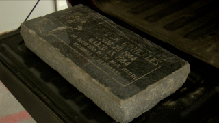 Aransas Pass Police search for answers after finding illegally dumped headstone