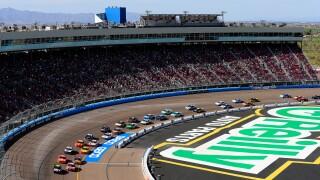 KNXV NASCAR ISM Raceway