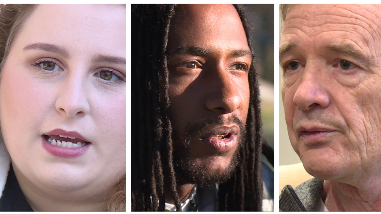 These victims of violence have different perspectives on what to do about guns inVirginia