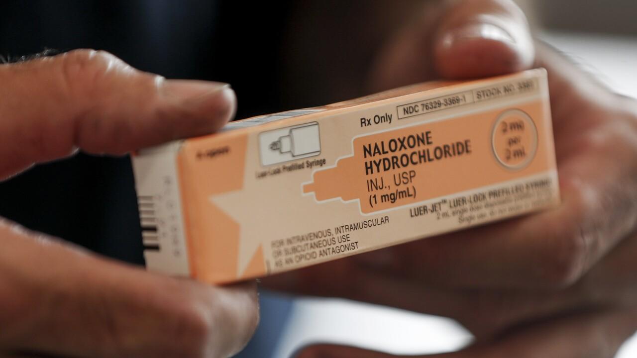 Opioid Crisis Overdose Antidote