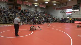 Tom LeProwse wrestling