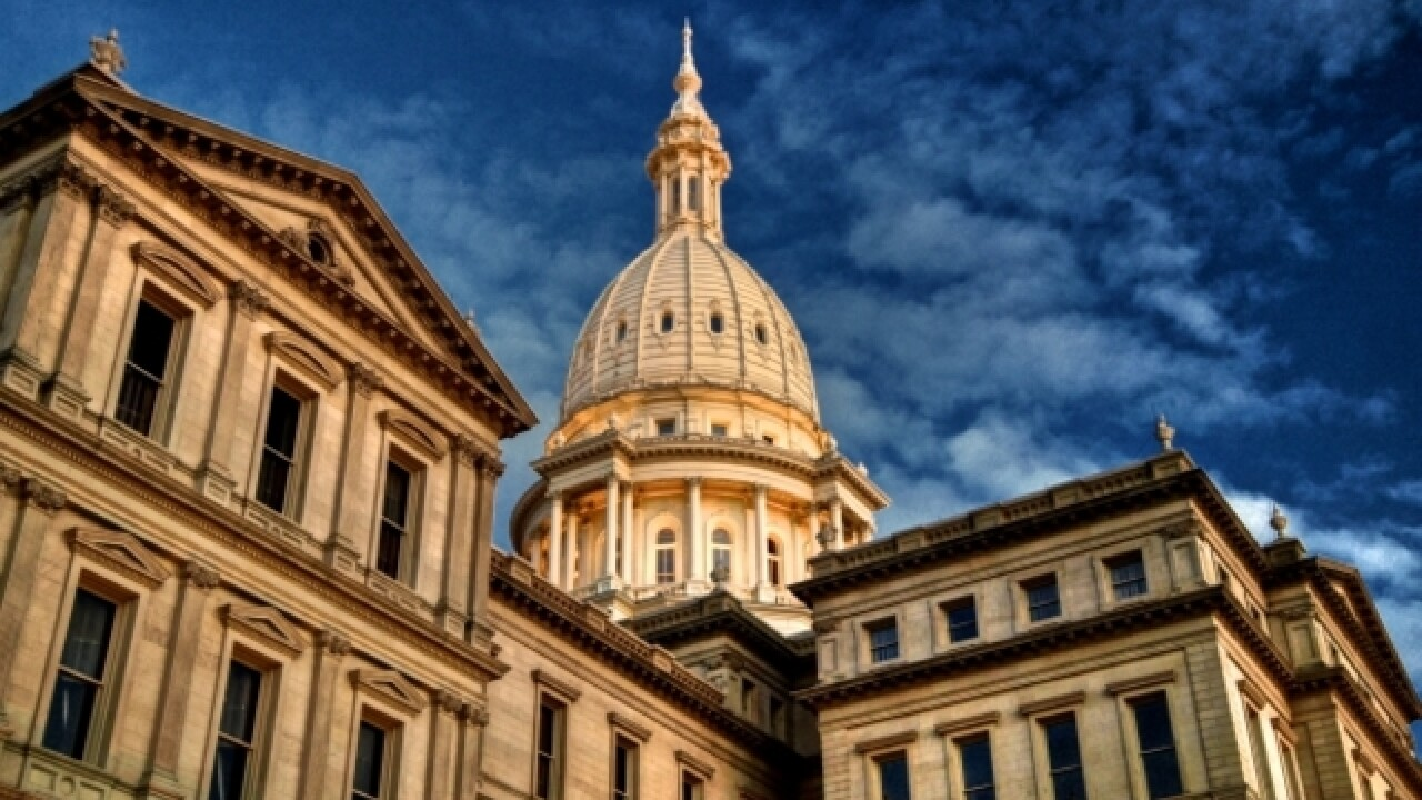 Learn More: The Michigan State Capitol Dome