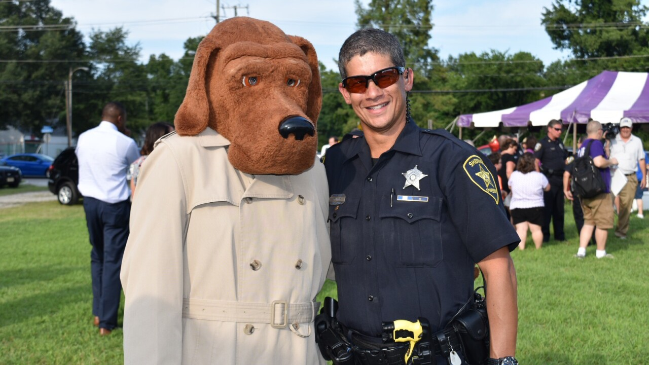 List of events for 35th Annual National Night Out events across Hampton Roads
