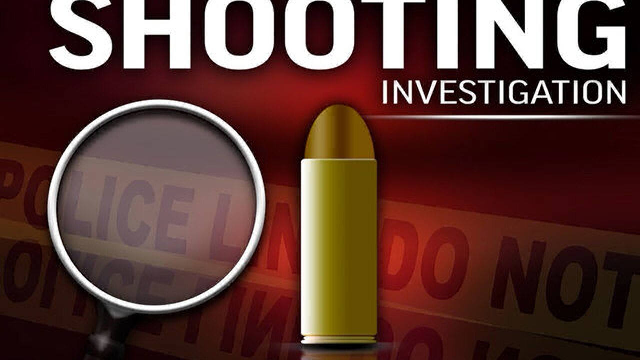 Detectives investigating double shooting in Gifford