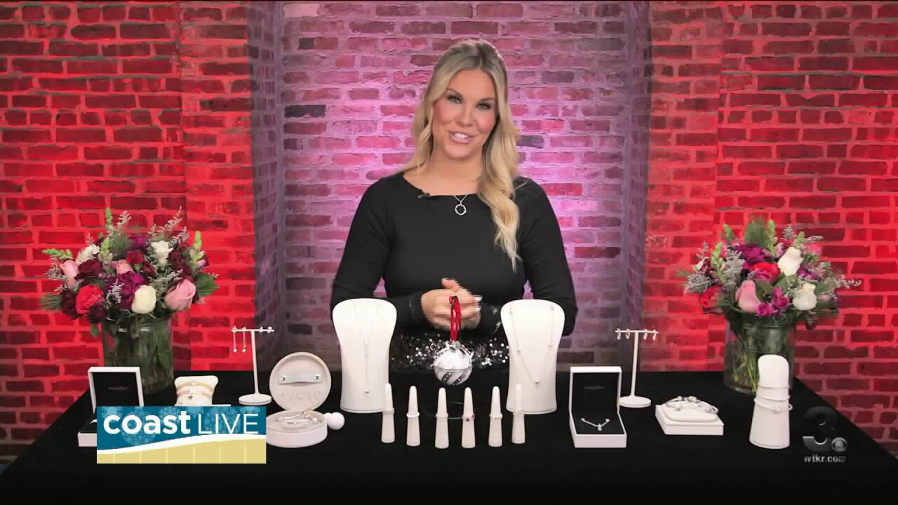 How to make a look sparkle for any holiday party on Coast Live