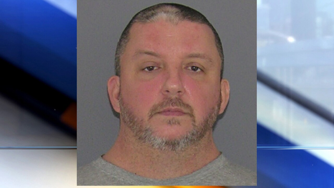 PD: Man arrested for racist graffiti in home