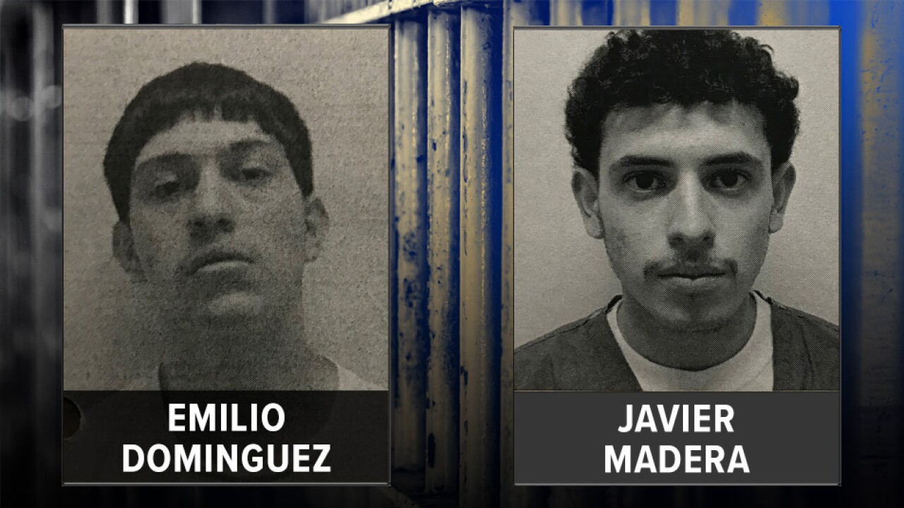 Lookout Mountain Youth Services Center escaped inmates