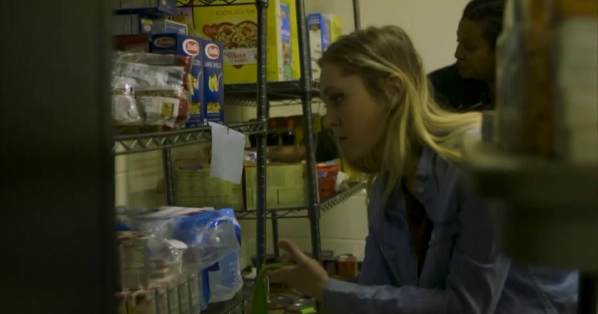 Food insecurity in New York City during coronavirus