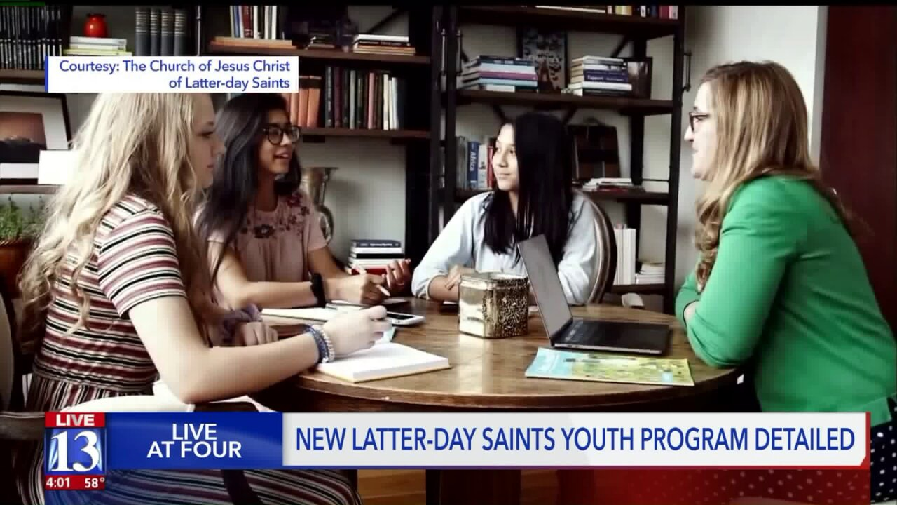 Latter-day Saint leaders discuss goals of new Children and Youthprogram