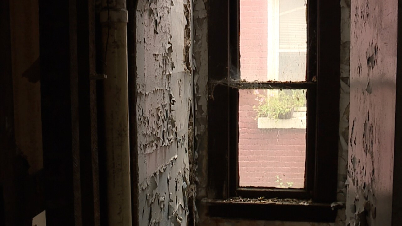 CLE residents report still too many vacant homes near schools