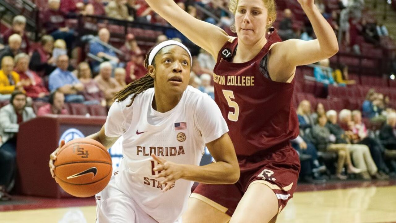 Seminoles Humbled in Home Loss to Boston College