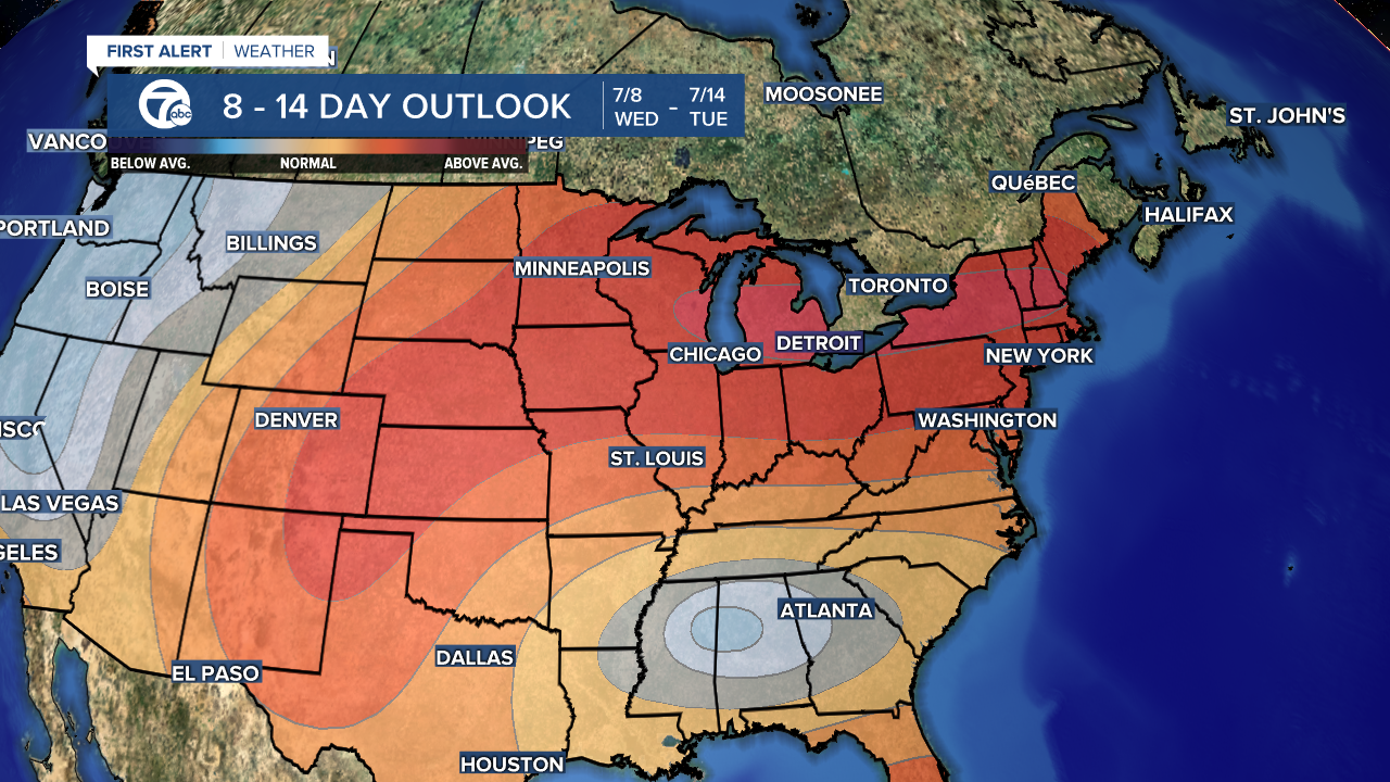 8 - 14 Temperature Outlook - Climate Prediction Center.png