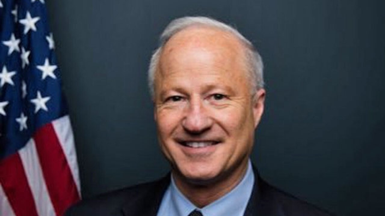 Mike Coffman asks Trump to step aside
