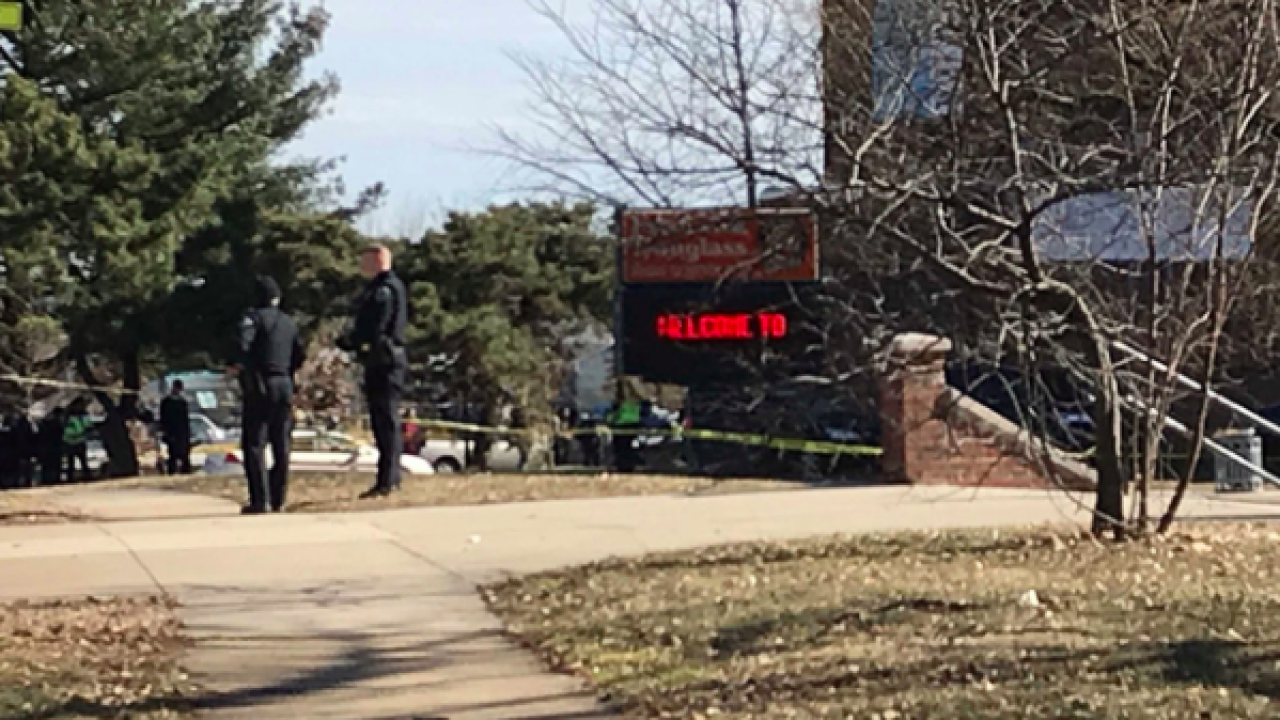 Suspect In Baltimore School Shooting Also Charged In 2018 Murder
