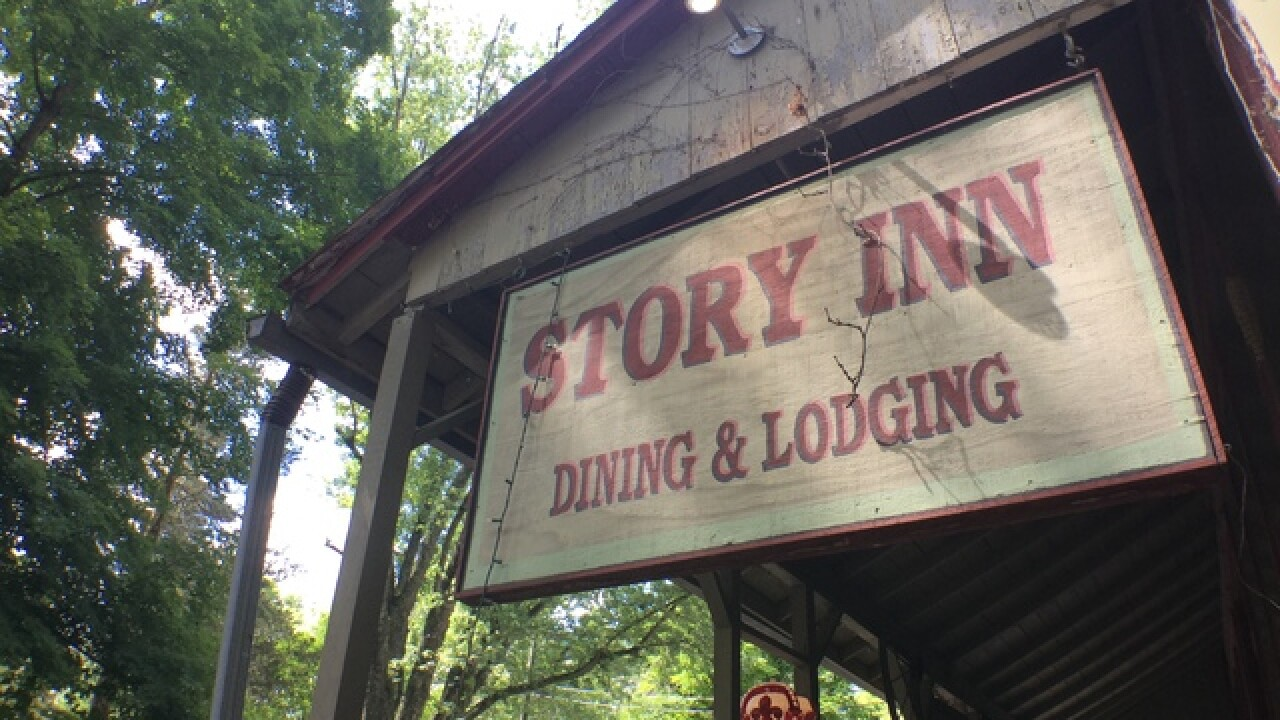 PHOTOS: A hidden gem in Story, Indiana
