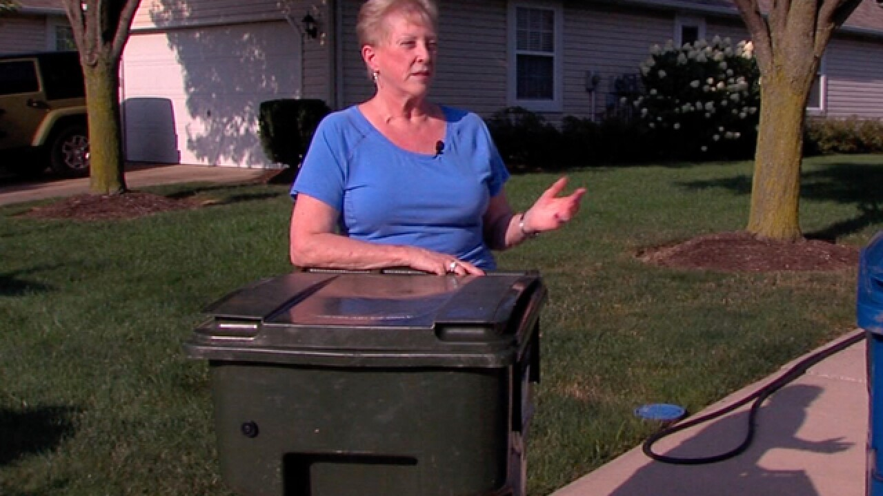Avon residents upset by higher recycling fees