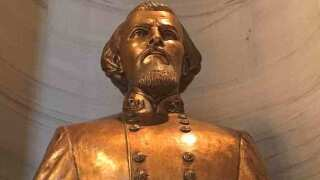 Motion To Move Nathan Bedford Forrest Bust Fails