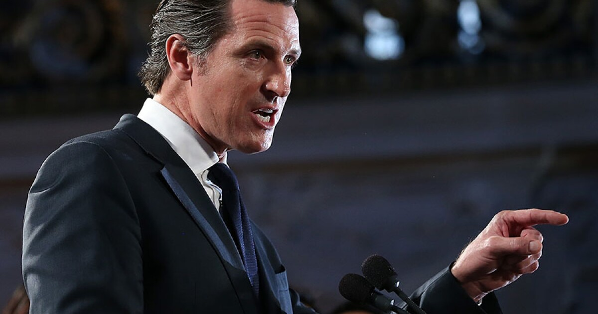 Gov. Newsom to visit San Diego Friday in last-minute push for proposition 13