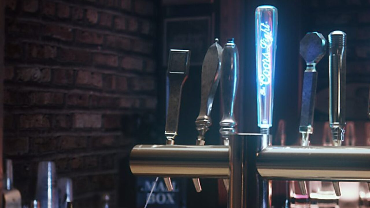 Coors Light 'Smart' tap will give out free beer when Bud