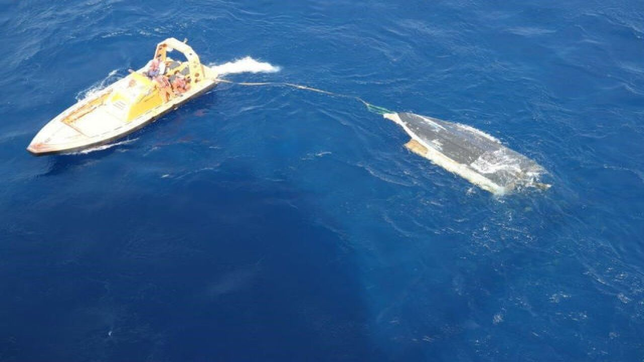 USCG: Missing Jupiter teens boat found