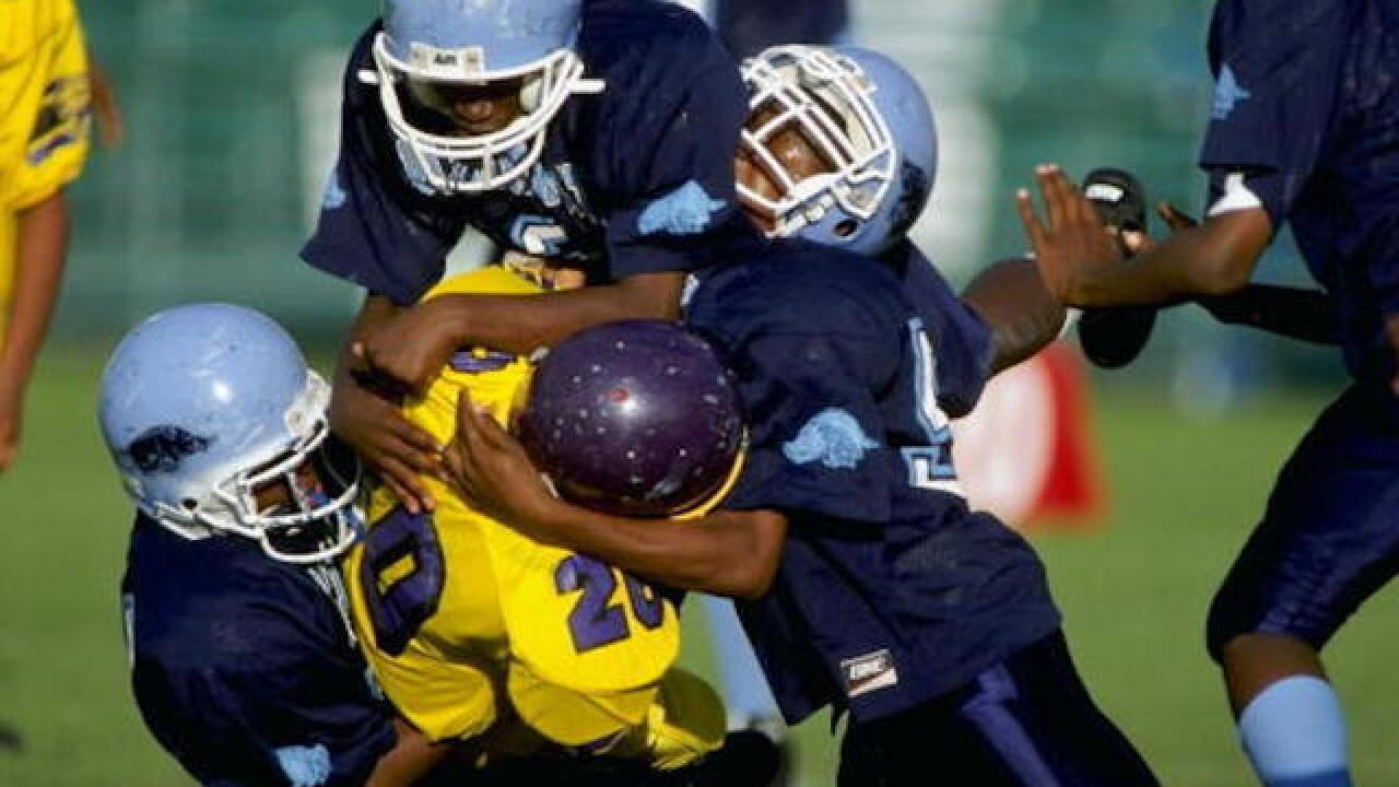 Illinois bill would ban tackle football for kids in the state under 12