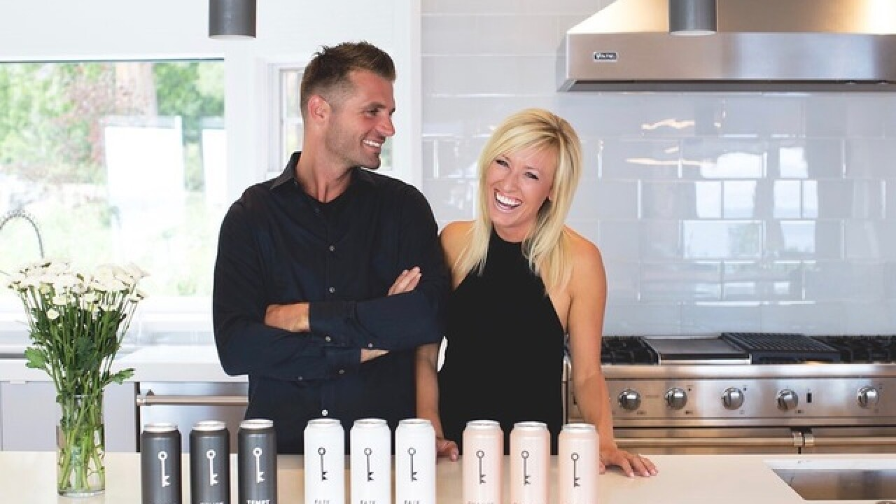 An exceptional pairing: Entrepreneurial couple shifts from tech to wine