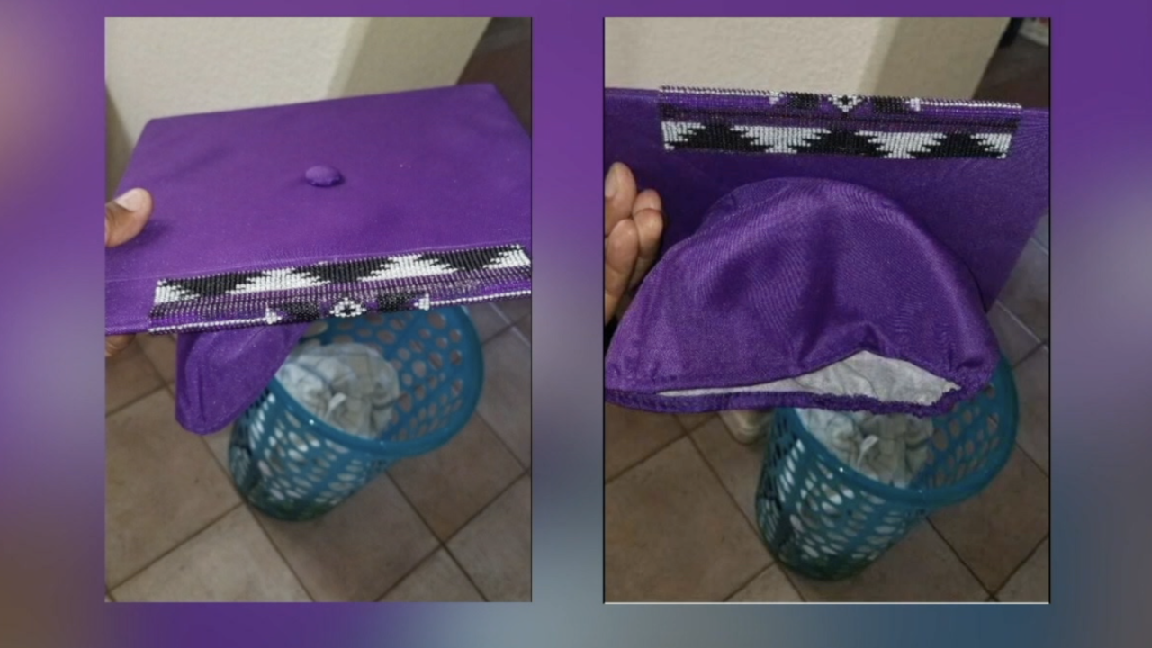 Arizona senior barred from walking at graduation due to cap decorated with Native American beads
