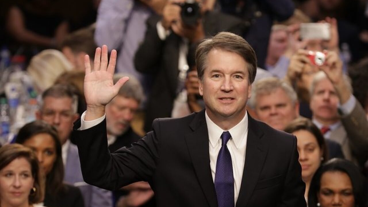 Democrats send 'information' concerning Kavanaugh nomination to FBI