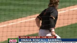OSI Male Team of the Year: Omaha Roncalli baseball