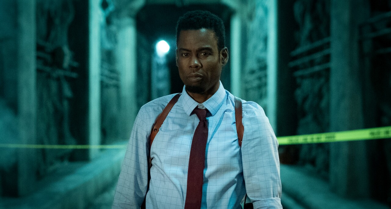 Chris Rock in 'Spiral' promotional image