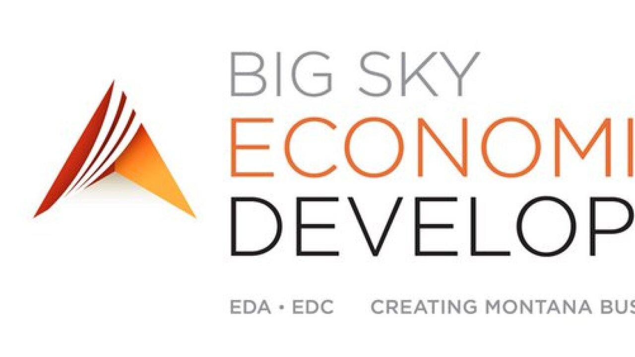 Big Sky Economic Development EDA Logo