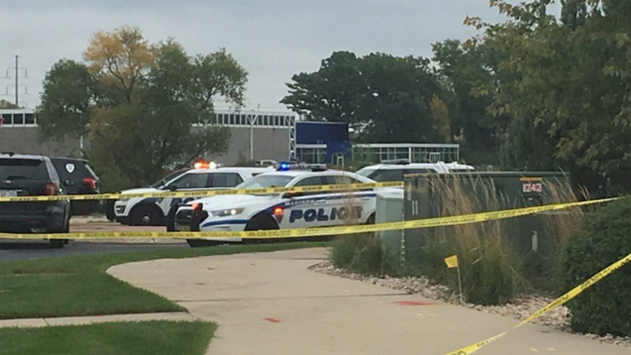 3 wounded in workplace shooting in Wisconsin; suspect is dead