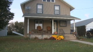An Iowa family's basement filled with almost 5 inches of animal blood