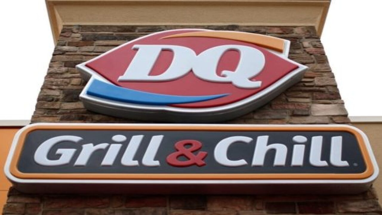 Dairy Queen Is Introducing A Cinnamon Roll Shake