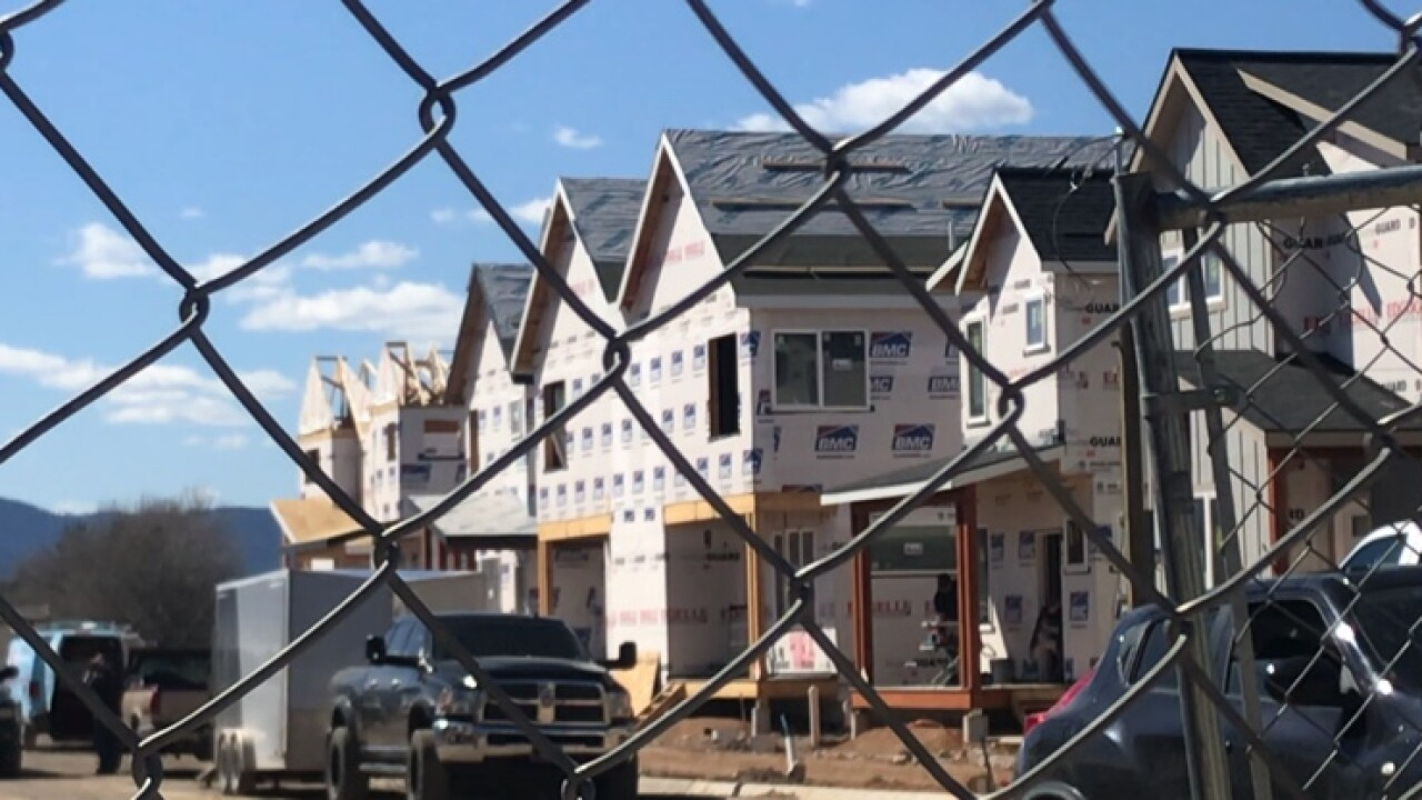 Housing materials inflate; impact Missoula business
