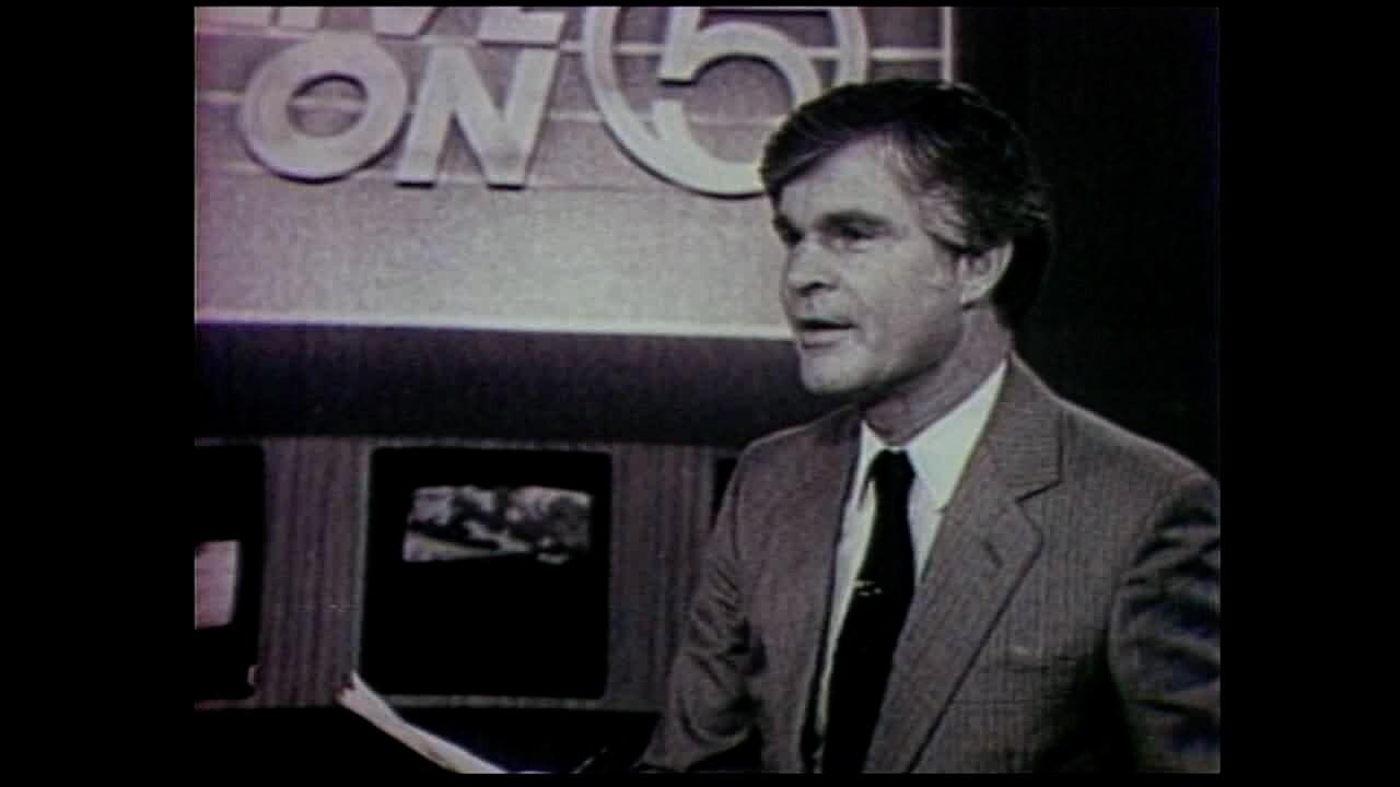Don Webster on News 5