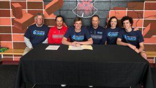 Steve Keller, Providence Argos sign Twin Bridges basketball standout Daniel Kruer